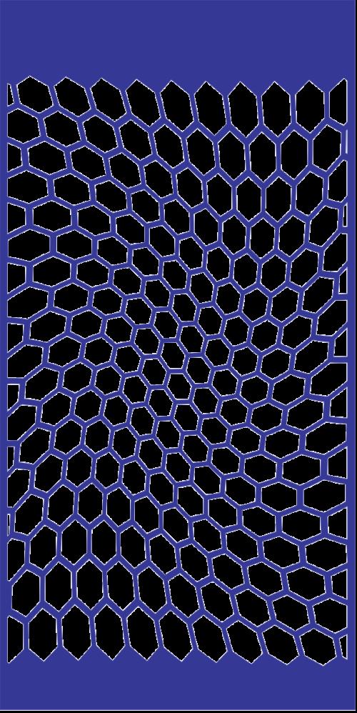 Swirl-Honeycomb