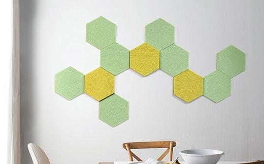 laser-felt-acoustic-tiles-hexagon-scene