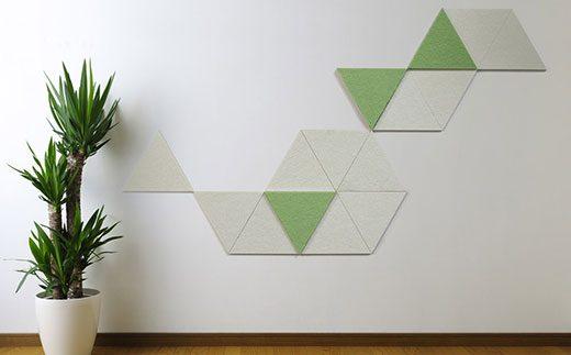 laser-felt-acoustic-tiles-triangles-scene